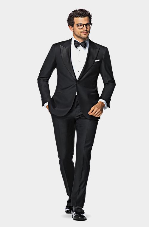 黑色礼服标准系