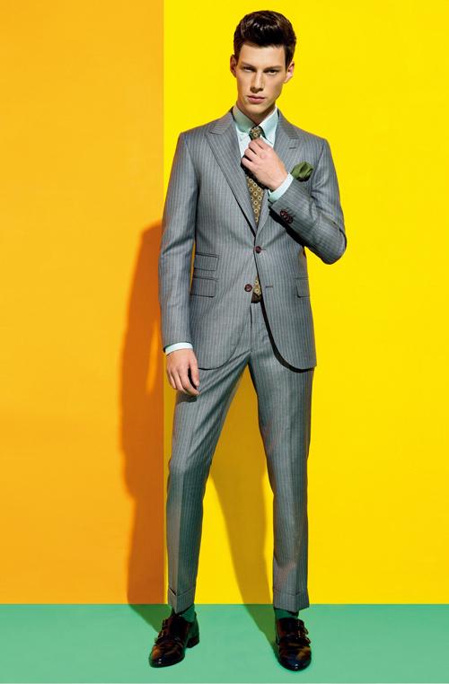 马佐尼时尚商务系列
