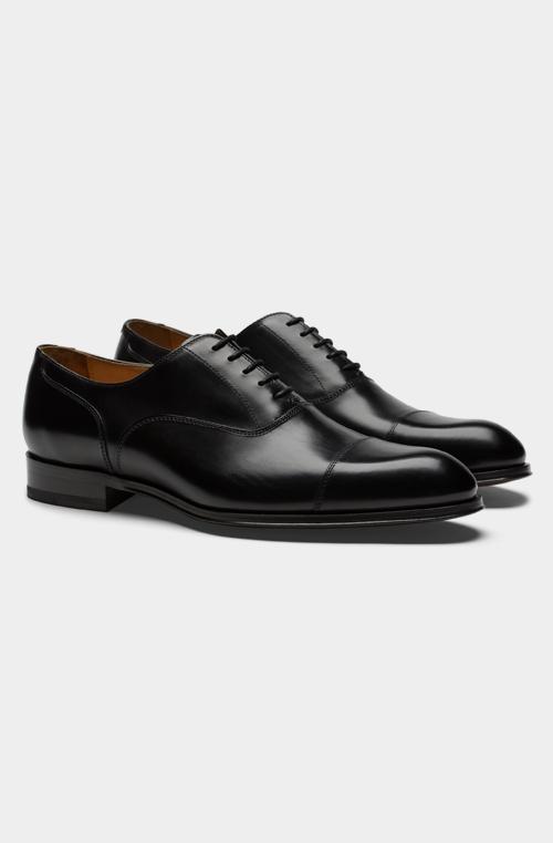 黑色牛津鞋